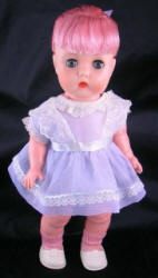 1956 Horsman Lifesaver Candy Doll, 11""