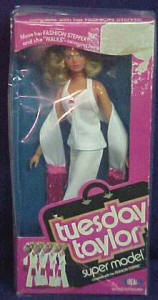 Tuesday Taylor Super model doll 1978