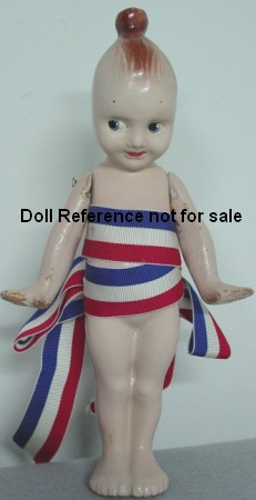 1915 Maiden America doll by Maiden Toy Co.