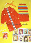 Sears Orange Zip 1968